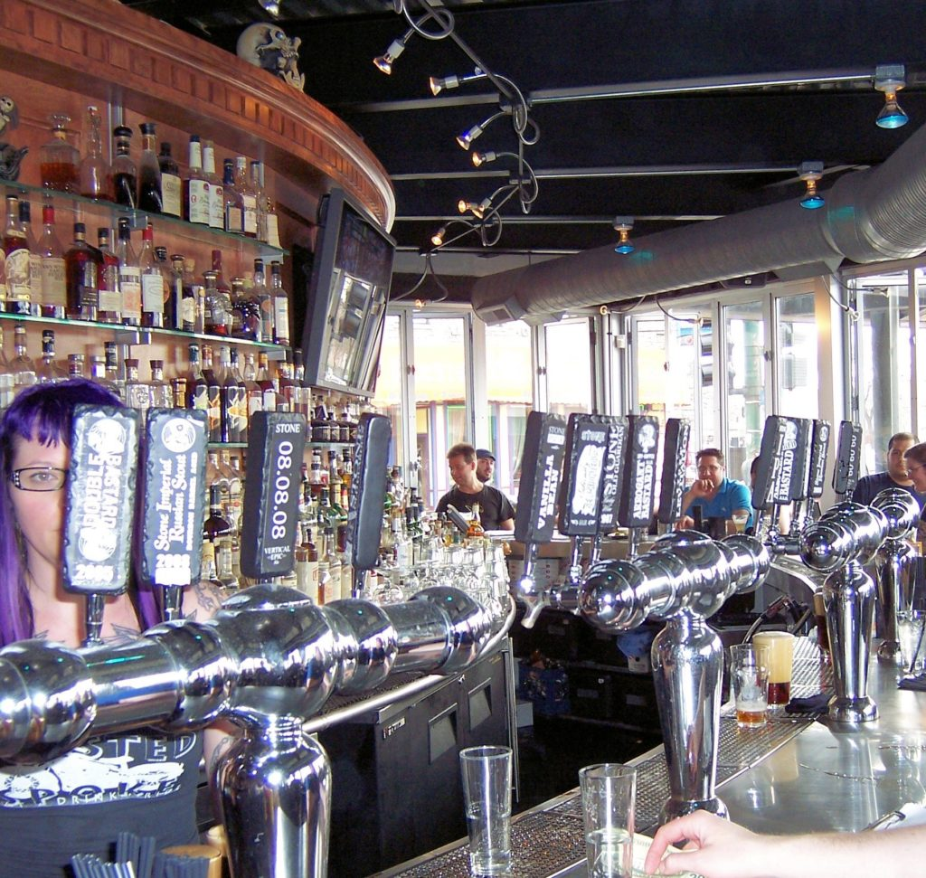 Twisted Spoke Bar Chicago