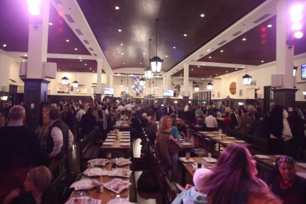 """Photo via """"Johnny Knight"""" on Hofbrauhaus Chicago's Facebook Page"""