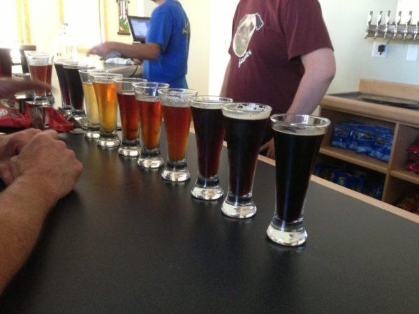 Brewery Terra Firma Visit 14