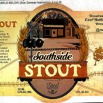 Excel Brewing Stout Label