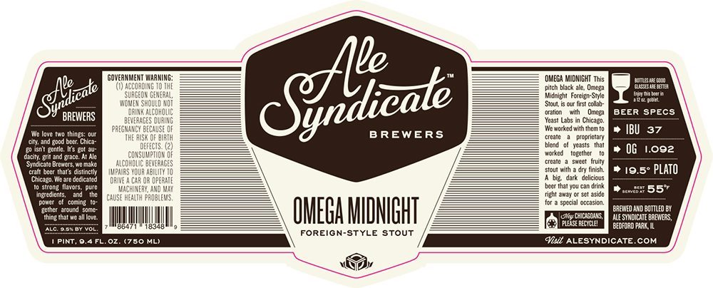Ale Syndicate Omega Midnight