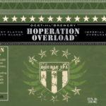 DESTIHL Hoperation Overload Label