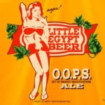 Little Egypt Oops Ale Label