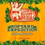 Little Egypt Hopward Expedition Label