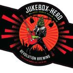 Revolution Brewing Juke Box Hero Bottle Label