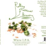 Rolling Meadows White iPA Label