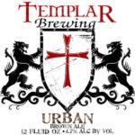 Templar Brewing Urban Brown Ale