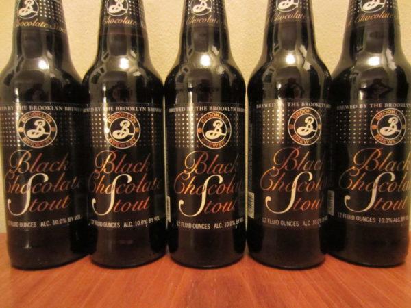 Brooklyn Black Chocolate Stout 5 Year Vertical
