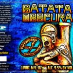 Pipeworks Batata Obscura Imperial Porter Label