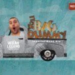Urban Legend You Big Dummy Red Ale Label