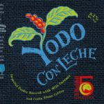 5 Rabbit Yodo Con Leche Imperial Porter Label