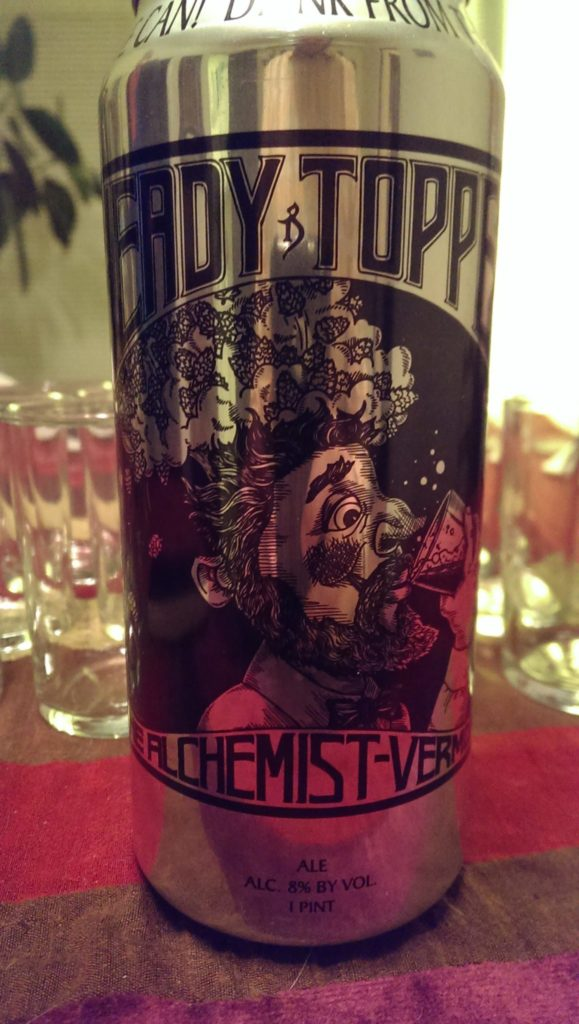 Heady Topper Can