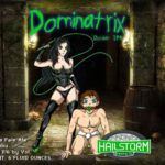 Hailstorm Brewing Dominatrix DIPA Double IPA Label