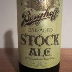 Berghoff Stock Ale
