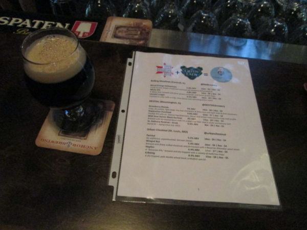 South of 80 2014 Tap List