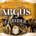 Argus EZ Rider Pale Ale Label
