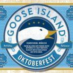 Goose Island Oktoberfest 2014 Label