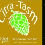 Zumbier Citra-Tasm APA Pale Ale Label