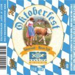 Big Muddy Oktoberfest Marzen Label