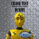 Hailstorm Crash Test Dummy Belgian Tripel Label