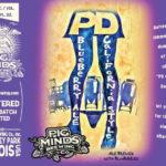 Pig Minds PD Blueberry Ale Panty Dropper Label