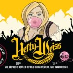 Wild Onion Hefty-Weiss Label