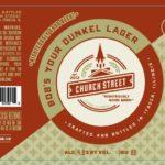 Church Street Bob's Your Dunkel Lager Label
