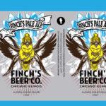 Finch's Pale Ale Label