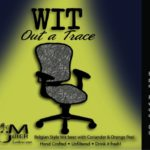 Zumbier Wit Out a Trace Witbier Label
