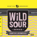 Destihl Wild Sour Series Counter Clockweisse Label