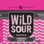 Destihl Wild Sour Series Lynnbrook Label