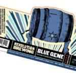 Revolution Blue Gene Label