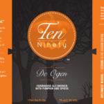 Ten Ninety De Ogen Farmhouse Pumpkin Ale