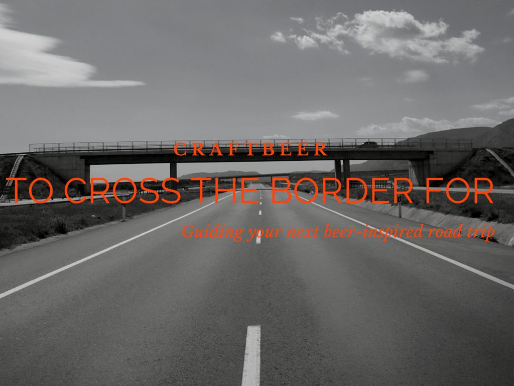cross the border for