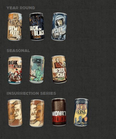 21st Amendment Beers