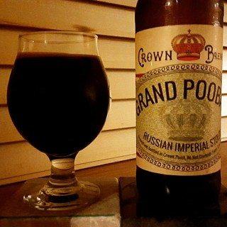Crown Brewing Grand Poobah